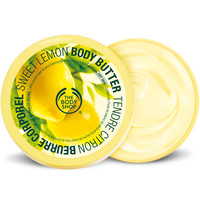 Sweet Lemon Body Butter | The Body Shop ®