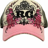 The Game's Women's Realtree Girl Extreme Trucker Cap