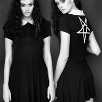 Disturbia Clothing - Wednesday Dress