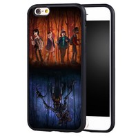 Awesome Stranger Things phone case cover for iphone 7 7plus 6 6splus 5 5s 5c SE