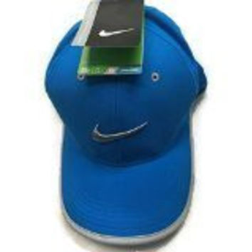 Nike Golf Dri-Fit Stay Cool Tropical Teal Pacific Blue Golf Hat Cap One Size Adjustable Adult Unisex