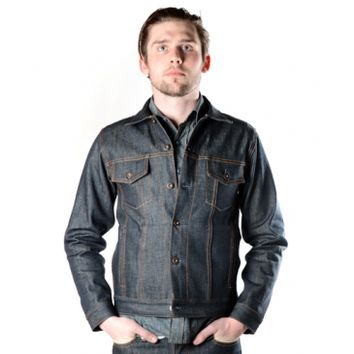 Tellason Jean Jacket 12.5oz Denim - Outerwear - For Him