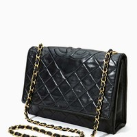 Vintage Chanel Quilted Tassel Leather Handbag - SOLD OUT