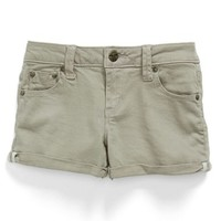 Girl's Tractr Rolled Shorts,