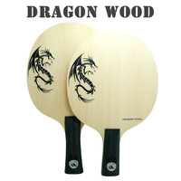 DRAGON WOOD  Table Tennis Racket/ table tennis bat