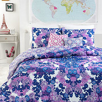 Runi 3 Piece Reversible Comforter Sets - Dorm Bedding - Bed & Bath - Macy's