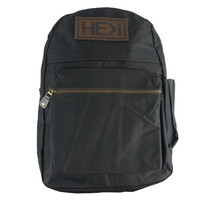BACKPACK IN BLACK | HE>i