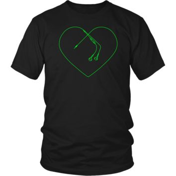Beat of the Heart - Green