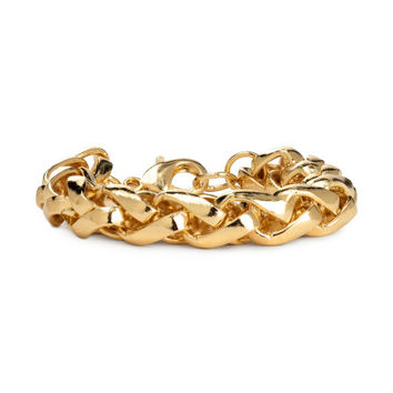 H&M - Bracelet - Gold - Ladies