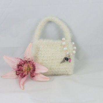 Little Princess Alpaca Purse