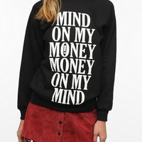 Urban Outfitters - Work It Mind On My Money Pullover