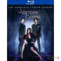 VAMPIRE DIARIES:COMPLETE FOURTH SSN