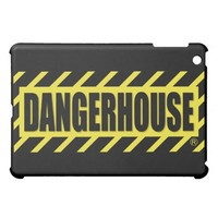 Dangerhouse Records iPad Case v.3