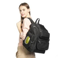 Colorland Backpack Diaper Bag