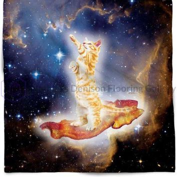Bacon Cat Bandana