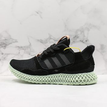 "adidas ZX 4000 4D ""Carbon"" - Best Deal Online"