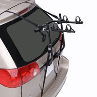 Hollywood Racks Express 2 Two Bike Trunk Rack (Black)
