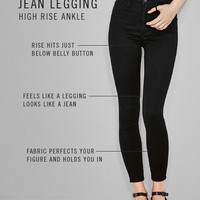 Womens Jean Legging Ankle Jeans | Abercrombie.com