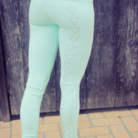 intelligent universe bamboo leggings