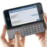 Bluetooth® Keyboard Case for iPhone 5s & 5 Devices
