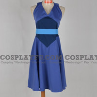 Custom Lapis Cosplay from Steven Universe - Tailor-Made Cosplay Costume