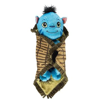 Disney Parks Baby Avatar Navi With Blanket Plush World Of Pandora New With Tag