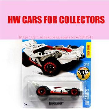 2016 Toy cars Hot 1:64 cars Wheels Blade Raider Car Models Metal Diecast Cars Collection Kids Toys Vehicle For Children Juguetes