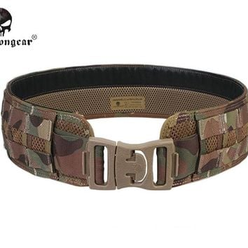 Emersongear Men Airsoft Combat Military Army Waistband Emerson MOLLE Load Bearing Utility Belt EM9241 Black Coyote Multicam
