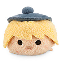 Kristoff ''Tsum Tsum'' Plush - Frozen - Mini - 3 1/2''