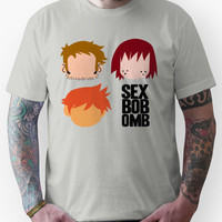 Scott Pilgrim - Sex Bob-Omb Band Shirt Unisex T-Shirt