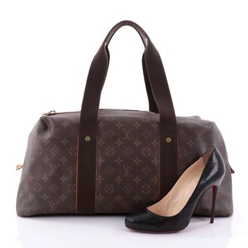 Louis Vuitton Beaubourg Weekender Bag Monogram Canvas MM