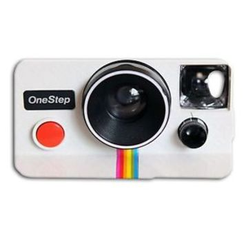 One Step Retro Cute Cool Snap Pic Camera Phone Case iPhone 4 4s 5 5s 5c 6 6s +
