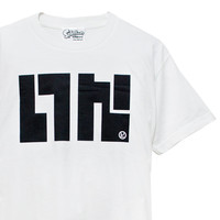 スプラトゥーン/ イカロゴT(ホワイト) | EDITMODE OFFCIAL WEBSITE | Good Life Needs Good T-shirts