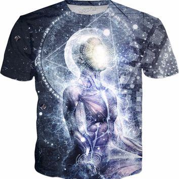 Cosmic Meditation T-Shirt