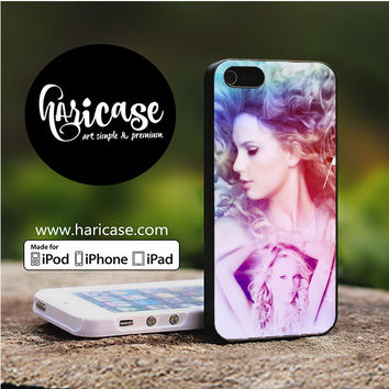Taylor Swift Full Color iPhone 5 | 5S | SE Cases haricase.com