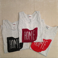 Home Ohio™ Unisex Screen Printed Tank