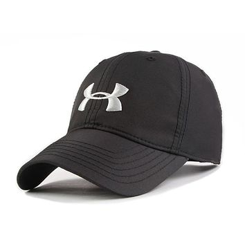 Perfect Under Armour Women Men Sport Embroidery Baseball Cap Hat
