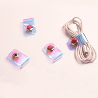 Data Cable Storage Buckle 4pack