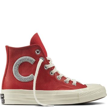 0166231196bd Converse Men s Chuck Taylor 70s Wordmark High Top Sneakers