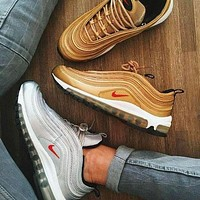 NIKE AIR MAX 97 Fashion Running Sneakers Sport Shoes Four Color