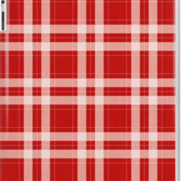 Tartan in red by pASob-dESIGN