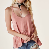 Ruffle Gang Tank Top