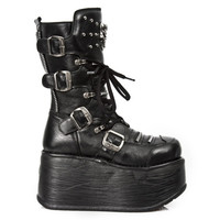 NEW ROCK EP006 C1 60 Day Custom Made New Marte Boots