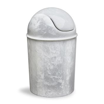 Onyx Mini Trash Can