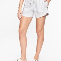 Beachside Bali Linen Short|athleta