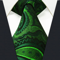Shlax&wing Paisley Ties For Men