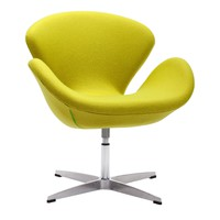 Pori Occasional Chair Pistachio Green