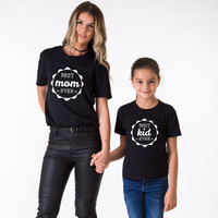 Best Mom Ever, Best Kid Ever, Mother's Day Shirts, Mother's Day Gift, Mom Life, Mommy Daughter Shirts, Mommy Son Shirts, UNISEX