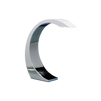 Element Touch Lamp Chrome