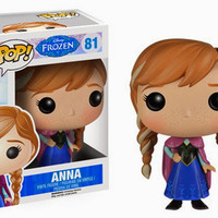 Funko POP Disney: Frozen Anna Action Figure